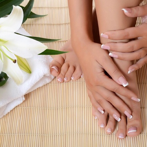SIMPLICITY NAILS AND SPA - additional services